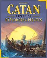 【新品】ボードゲーム カタン探検者と海賊版 (Catan: Explorers & Pirates)【タイムセール】