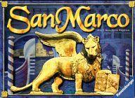 【中古】ボードゲーム サンマルコ(SanMarco)