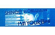 【中古】タオル・手ぬぐい(男性) SHINee スポーツタオル(ブルー) 「SHINee WORLD 2014 ~I'm Your Boy~」 追加グッズ