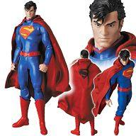 【中古】フィギュア RAH スーパーマン(THE NEW52 Ver.) 「ザ・ニュー52:ジャスティス・リーグ」 リアルアクションヒーローズNo.702【タイムセール】