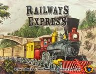 【中古】ボードゲーム レイルウェイズ・エクスプレス (Railways Express) [日本語訳付き]