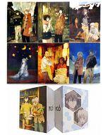 【中古】アニメBlu-ray Disc NO.6 完全生産限定版全6巻セット(アニメイト全巻収納BOX付き)