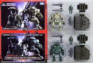 【中古】おもちゃ DA-05 パワードシステムセット A&Bタイプ 宇宙海兵隊Ver 「ダイアクロン」 タカラトミーモール限定