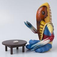 【中古】フィギュア S.H.Figuarts メトロン星人 「ウルトラセブン」【タイムセール】