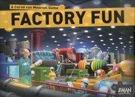 【エントリーでポイント最大19倍!(5月16日01:59まで!)】【中古】ボードゲーム ファクトリー・ファン (Factory Fun) [日本語訳付き]