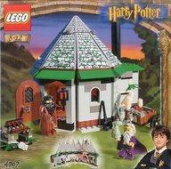 【中古】おもちゃ LEGO ハグリッドの小屋 「レゴ ハリー・ポッター」 4707