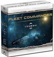 【エントリーでポイント最大19倍!(5月16日01:59まで!)】【中古】ボードゲーム フリート・コマンダー:ジェネシス (Fleet Commander:Genesis)