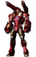 【中古】フィギュア #11 MODULAR IRONMAN W/Plasma Cannon & Vibroblade 「アイアンマン」 RE:EDIT IRON MAN
