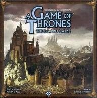 【中古】ボードゲーム [日本語訳無し] ゲーム・オブ・スローンズ (A Game of Thrones: The Board Game)