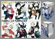 【中古】アニメBlu-ray Disc ユーリ!!! on ICE 初回版 全6巻セット(アニメイト全巻収納BOX付き)