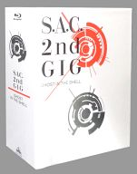 【中古】アニメBlu-ray Disc 攻殻機動隊 S.A.C. 2nd GIG Blu-ray Disc BOX:SPECIAL EDITION [特装限定版]