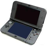 【本体】 newニンテンドー3DS 【3DS】 RED-S-VAAA/ 【中古】 【新所沢店】 (4902370522181) メタリック・ブラック/