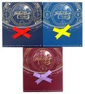 【中古】アニメBlu-ray Disc 美少女戦士セーラームーンCrystal SeasonIII 初回限定版 全3巻セット