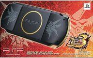 【中古】PSPハード モンスターハンターポータブル 3rd ハンターズモデル (状態:バッテリーパック欠品)