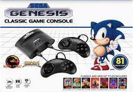 【新品】ジェネシスハード(海外版メガドライブ) SEGA GENESIS CLASSIC GAME CONSOLE [FB8280C]