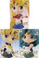 【中古】フィギュア 全3種セット 「美少女戦士セーラームーン」 Girls Memories Q posket petit vol.3【タイムセール】