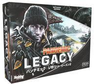 【新品】ボードゲーム パンデミック:レガシー シーズン2 黒箱 日本語版 (Pandemic Legacy: Season 2)【タイムセール】
