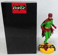 【中古】フィギュア バットマン(昭和カラー/ファイアレッド版/バットマン 1966年TVシリーズ) 「バットマン」 マケットジオラマ バットマン100%ホットトイズ限定