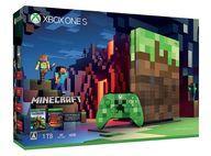 【中古】Xbox Oneハード Xbox One S 1TB Minecraft リミテッド エディション