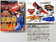 【中古】おもちゃ [ランクB] 進化合体 DX大獣神 「恐竜戦隊ジュウレンジャー」【タイムセール】