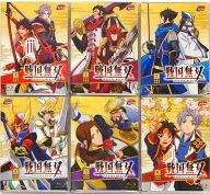 【中古】アニメBlu-ray Disc 戦国無双 初回版 BOX付き全6巻セット