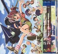 【中古】アニメBlu-ray Disc BRIGADOON まりんとメラン Blu-ray BOX [特装限定版]