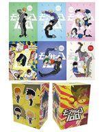 【中古】アニメBlu-ray Disc モブサイコ100 初回仕様版 全6巻セット(アニメイト全巻収納BOX付き)
