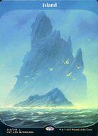 【中古】マジックザギャザリング/英語版FOIL/C/Unstable/基本土地 [C] : 【FOIL】Island/島