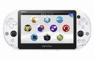 【中古】PSVITAハード PlayStaiton Vita本体 Wi-Fiモデル グレイシャー・ホワイト[PCH-2000](箱・説明書無し) (箱説なし)