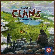 【中古】ボードゲーム クランス (Clans)