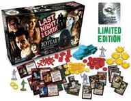 【中古】ボードゲーム [日本語訳無し] ラストナイト・オン・アース 10周年記念 基本セット (Last Night on Earth: The Zombie Game ? 10 Year Anniversary Edition)【タイムセール】