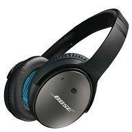 【中古】ヘッドフォン BOSE Quiet Comfort 25 アコースティックノイズキャンセリングヘッドホン (ブラック) [715053-0010]