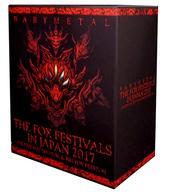 【中古】邦楽Blu-ray Disc BABYMETAL / THE FOX FESTIVALS IN JAPAN 2017 -THE FIVE FOX FESTIVAL & BIG FOX FESTIVAL-