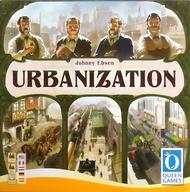 【中古】ボードゲーム アーバニゼーション 多国語版 (Urbanization)