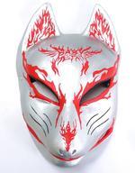 【中古】小物(女性) BABYMETAL FOX MASK(フォックスマスク) Latex ver. シルバー 「5大キツネ祭り in JAPAN/銀キツネ祭り」