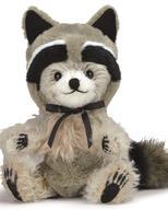 【新品】ぬいぐるみ Baby Raccoon-ベイビーラクーン- テディベア 「Punkie-パンキー-」【タイムセール】