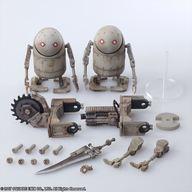 【エントリーでポイント最大19倍!(5月16日01:59まで!)】【中古】フィギュア BRING ARTS 機械生命体セット(2体セット) 「NieR:Automata(ニーア オートマタ)」