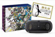【中古】PSVITAハード PlayStation Vita本体 ダンガンロンパ1・2 Limited Edition (ブラック)