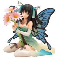 【中古】フィギュア 雛菊の妖精 デイジー 「Tony'sヒロインコレクション」 4-Leaves 1/6 塗装済み完成品