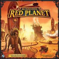 【中古】ボードゲーム [日本語訳無し] ミッション・レッドプラネット (Mission: Red Planet)【タイムセール】