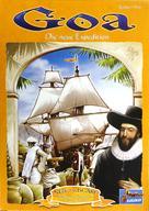 【中古】ボードゲーム ゴア:新たなる船出 (Goa: Die neue Expedition)