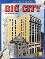 【中古】ボードゲーム ビッグシティ (Big City) [日本語訳付き]【タイムセール】