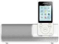 【中古】ポータブルオーディオ ウォークマン Sシリーズ 8GB スピーカー同梱タイプ (ホワイト) [NW-S14K(W)]