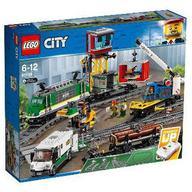 【中古】おもちゃ LEGO 貨物列車 「レゴ シティ」 60198