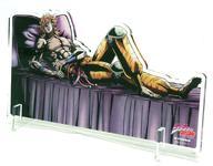 【中古】小物(キャラクター) DIO 超ビックアクリルスタンド 「DIOの館からの招待状 ~ジョジョの奇妙な冒険 in J-WORLD TOKYO~」
