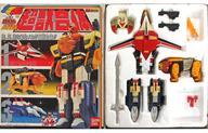 【中古】おもちゃ [破損品/付属品欠品] DX超合金 超獣合体 ライブロボ 「超獣戦隊ライブマン」