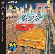 【中古】ネオジオCDソフト オーバートップ(CD-ROM) (状態:説明書・ディスク状態難)