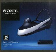【中古】その他ハード 3D対応 ヘッドマウントディスプレイ(状態:HDMIケーブル欠品)