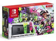 【新品】ニンテンドースイッチハード Nintendo Switch本体 スプラトゥーン2セット