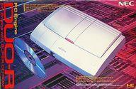 【中古】PCエンジンハード PCエンジンDUO-R(状態:箱(内箱含む)・コントローラ状態難)